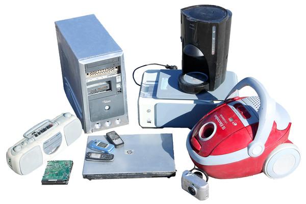 Elektroniikka Kierrätys